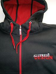Výšivka Alupress