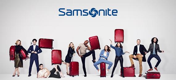 Kufre Samsonite
