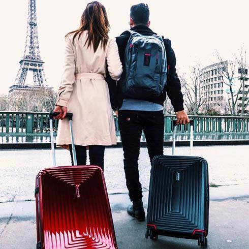 Samsonite Neopulse cestovní kufr