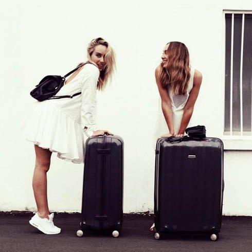 Samsonite Lite-Cube cestovní kufry