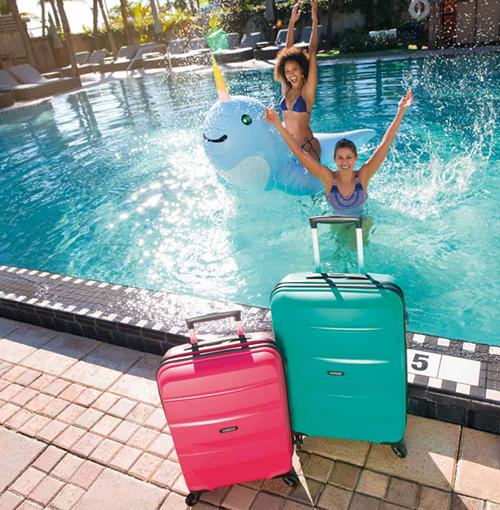 Cestovní kufr Bon Air American Tourister