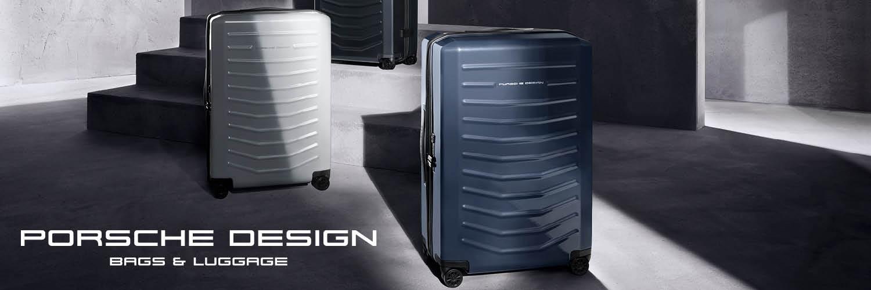 Luxusná batožina značky Porsche Design. Nová kolekcia skladom!