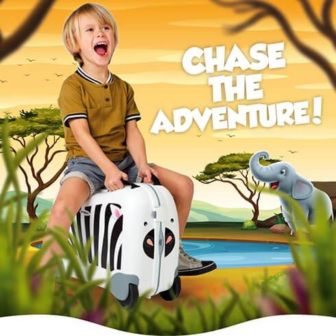 Dream Rider dětský kufr Samsonite