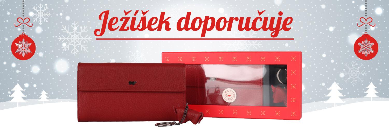 Tip na originální vánoční dárek - luxusní dárková sada Braun Büffel.