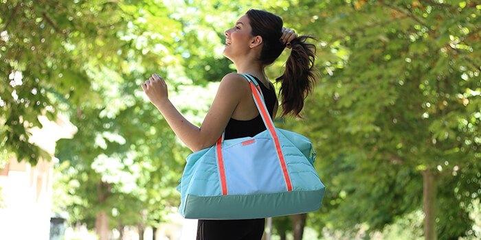 Cestovní taška Uptown Vibec American Tourister
