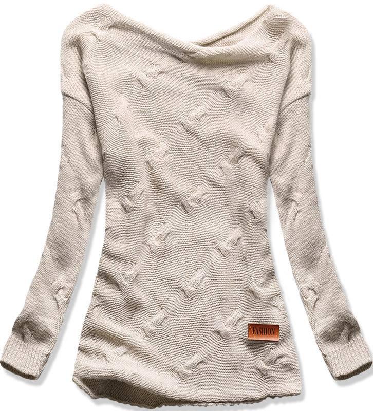 Pohodlný sveter