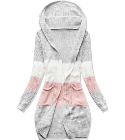 Dlhý sveter ako jesenné must have štýlových žien - MODOVO b2b5133ede1