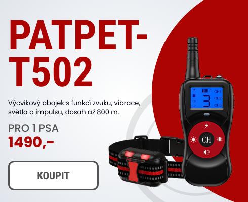 Patpet T502
