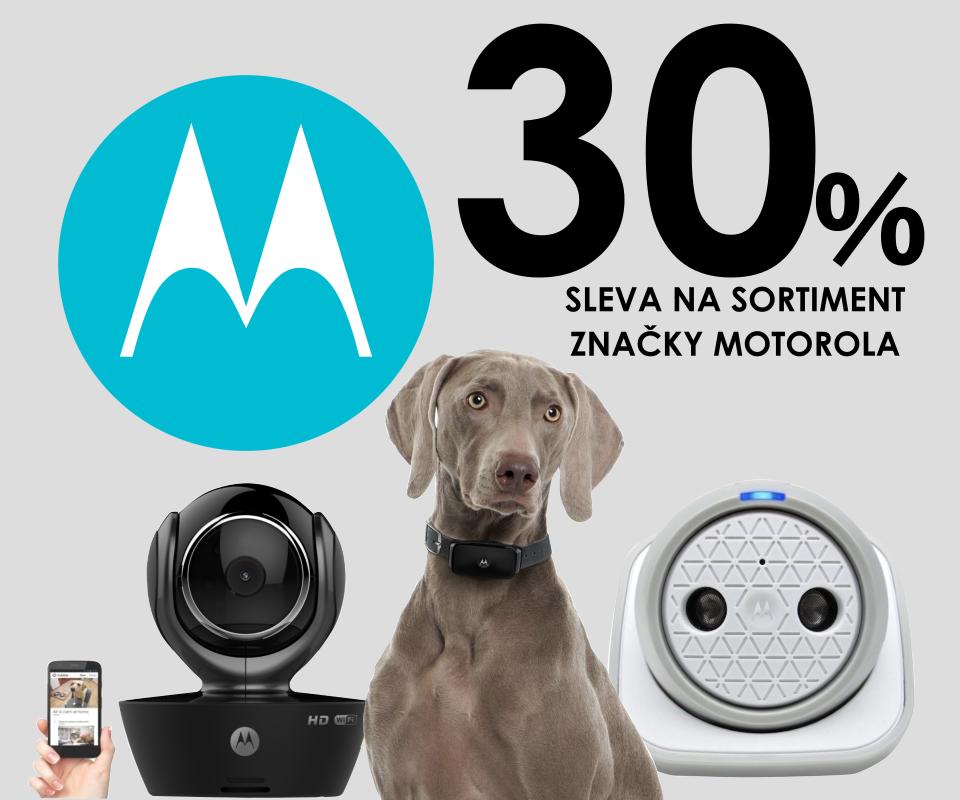 Motorola sleva 30