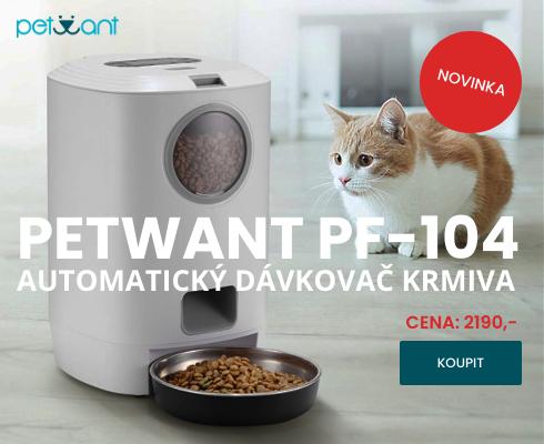 Petwant PF-104 Automatický dávkovač krmiva 4,5 l