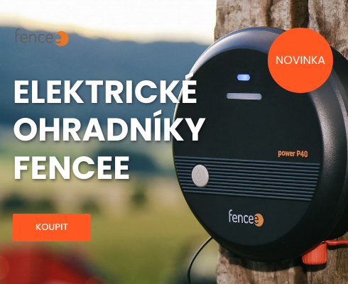 Elektrické ohradníky Fencee