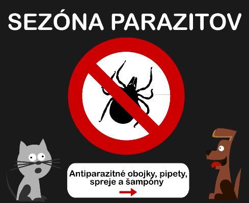 Sezóna Parazitov