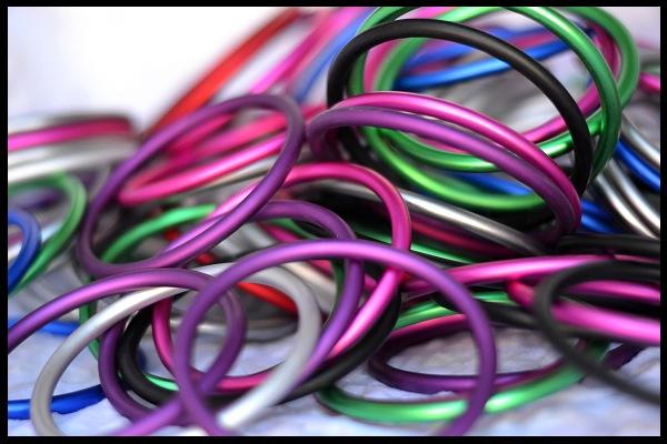 kroužky na RingSling