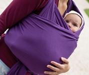 šátek na nošení miminek a dětí Liliputi