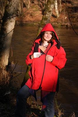 zimní bunda SusesKinder 3v1