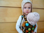 dětské nosítko pro panenky