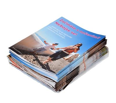 informační brožura pro začátečníky s vázáním šátků