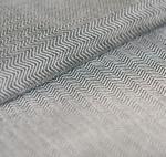 Girasol grey herringbone
