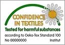 certifikát Oeko tex Storchenwiege
