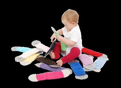 Návleky na nožičky Design Socks