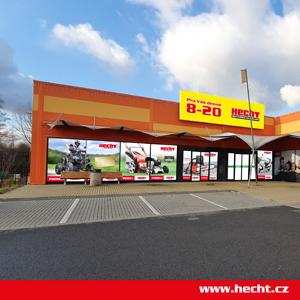 Otevřeme pro vás již 35. prodejnu HECHT – ve Frýdku-Místku