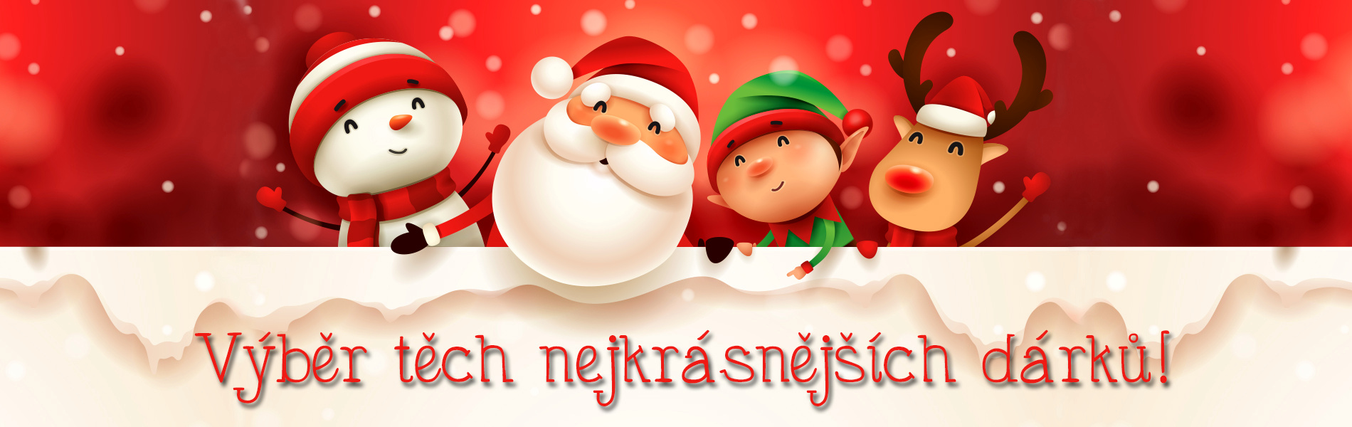 Vánoční banner