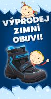 Výprodej zimní obuvi