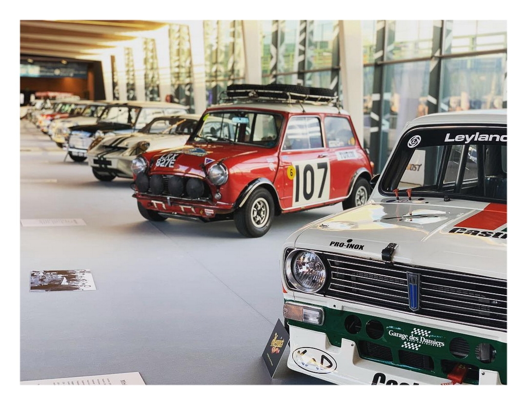 60 years of Mini (c) Retromobile