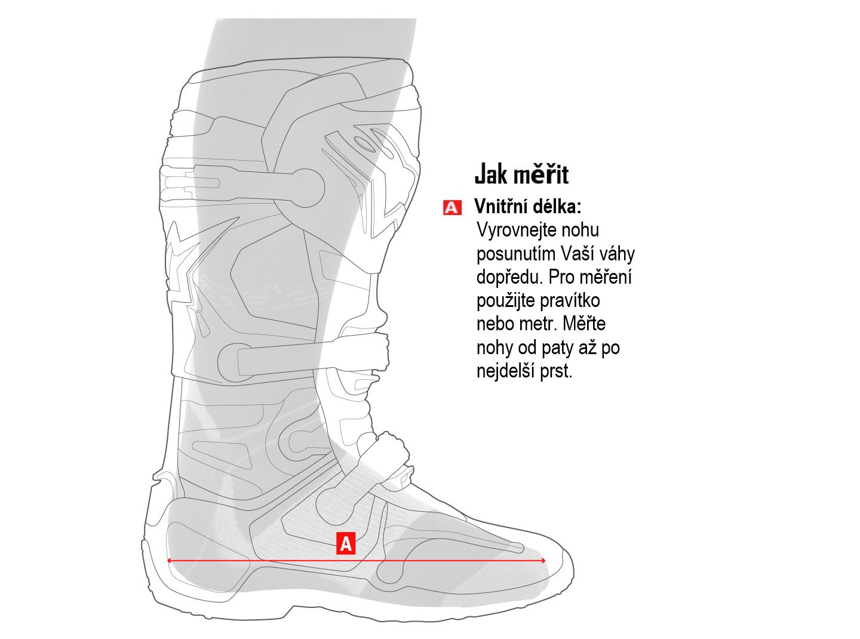 Pánská motokrosová obuv Alpinestars