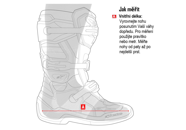Dámská motokrosová obuv Alpinestars
