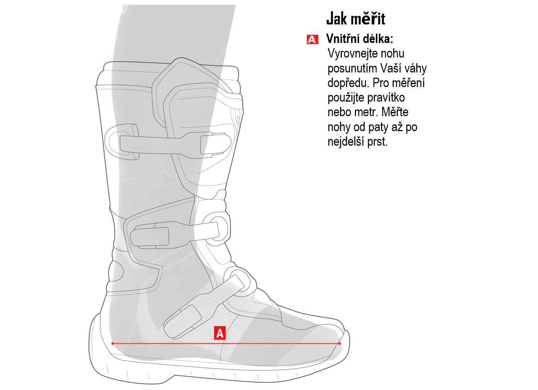 Dětská motokrosová obuv Alpinestars