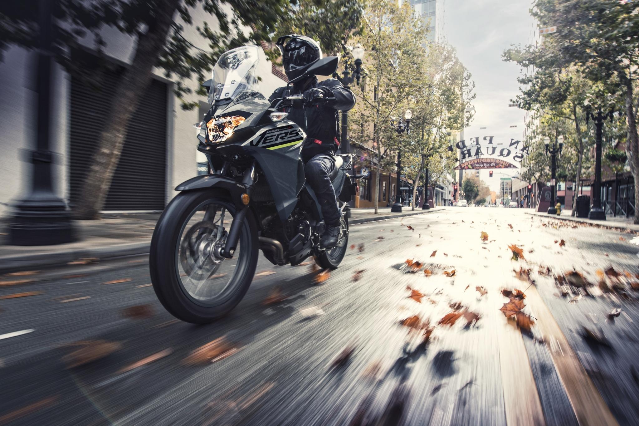 Cestovní motorky