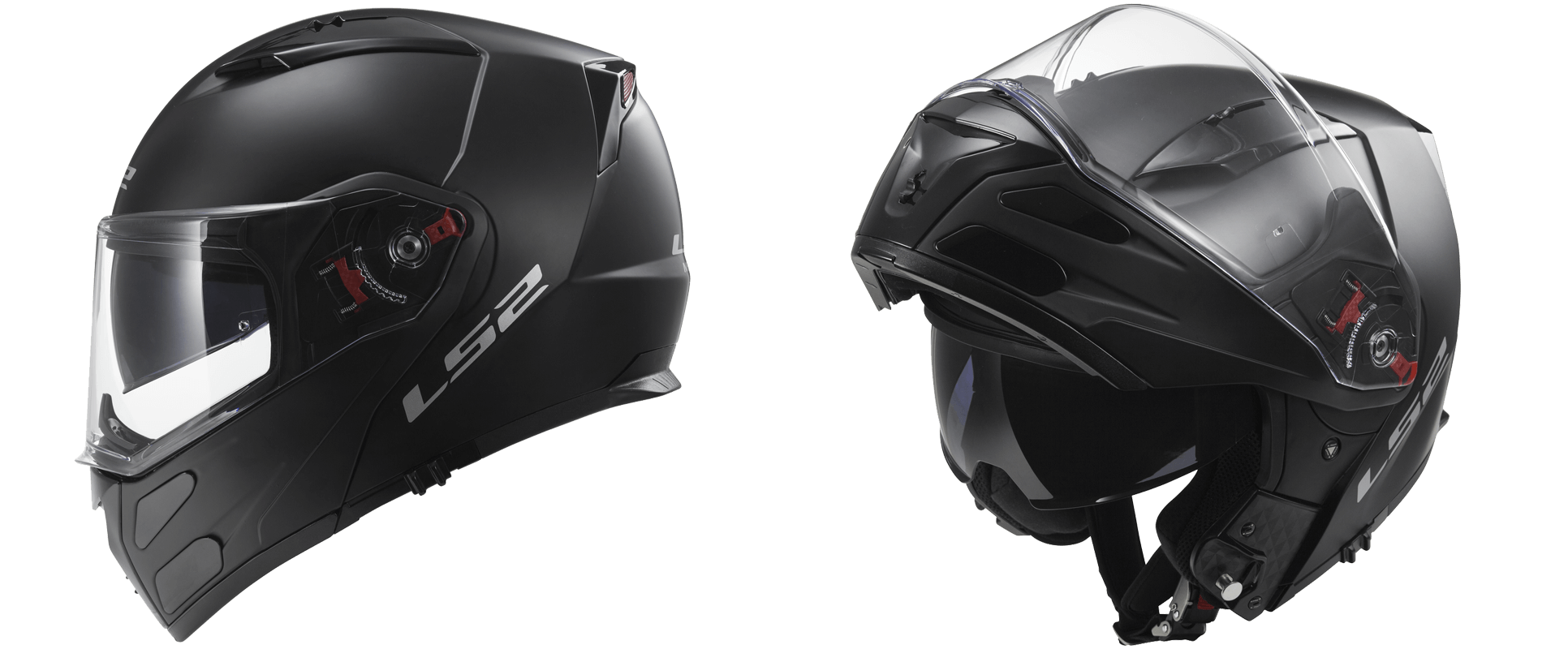 Vyklápěcí helmy na motorku