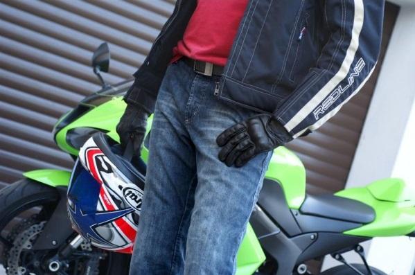 Kevlarové kalhoty Redline Slim 2.0