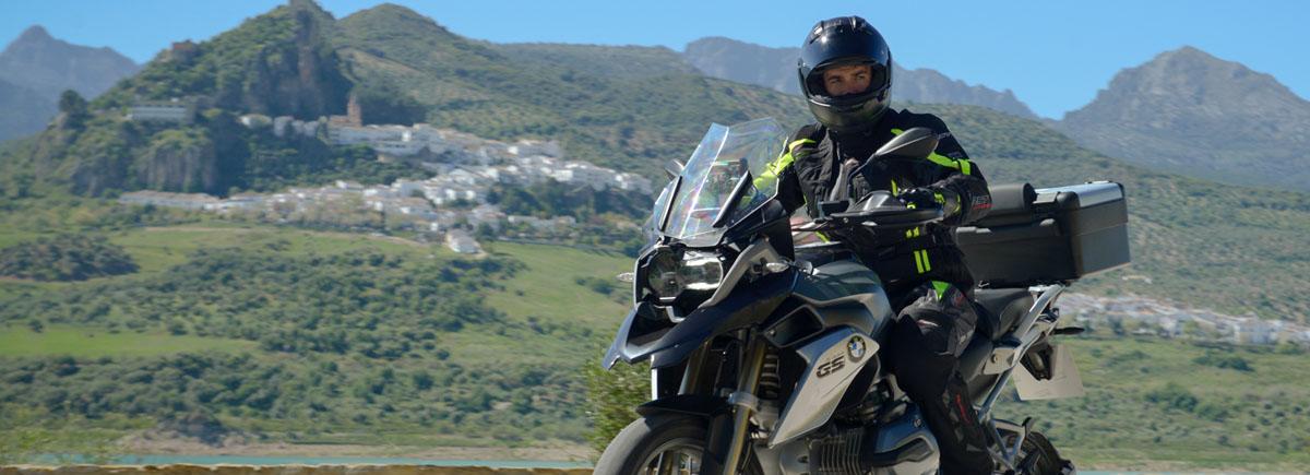 Cestovní bunda na motorku RST Paragon V 2416
