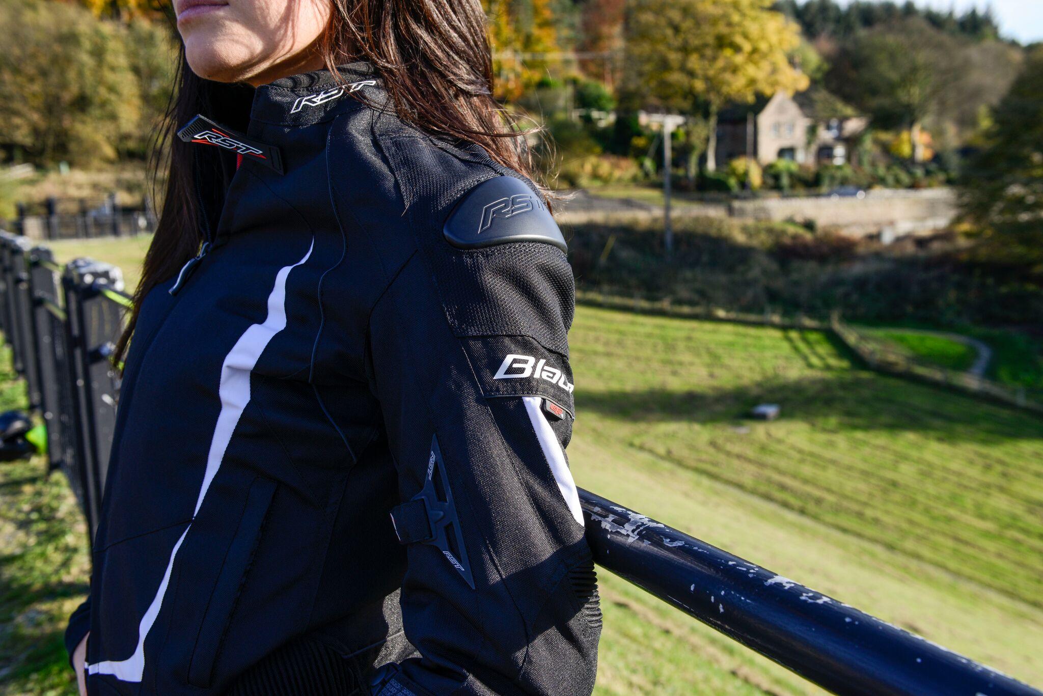 Dámská textilní bunda na motorku RST BLADE II