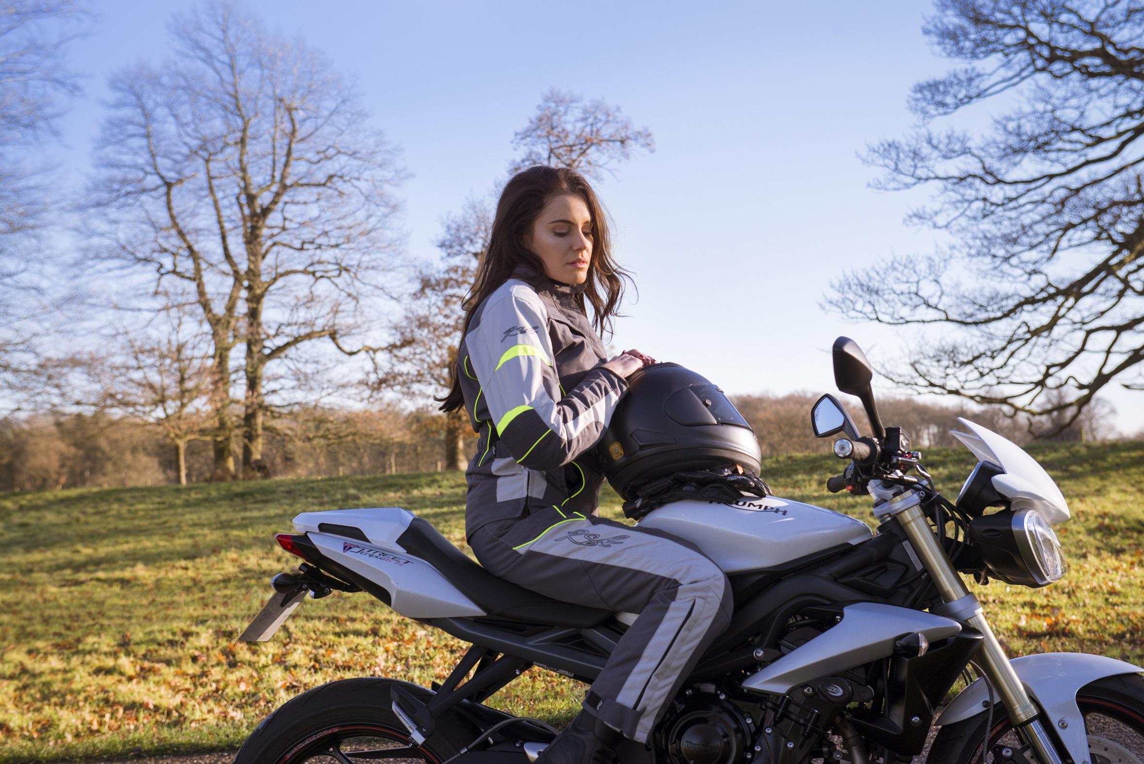Dámská bunda na motorku RST Gemma