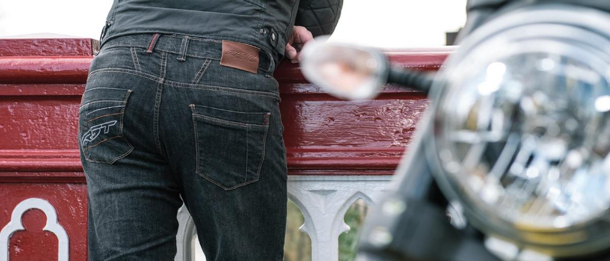 Kevlarové kalhoty na motorku RST ARAMID VINTAGE