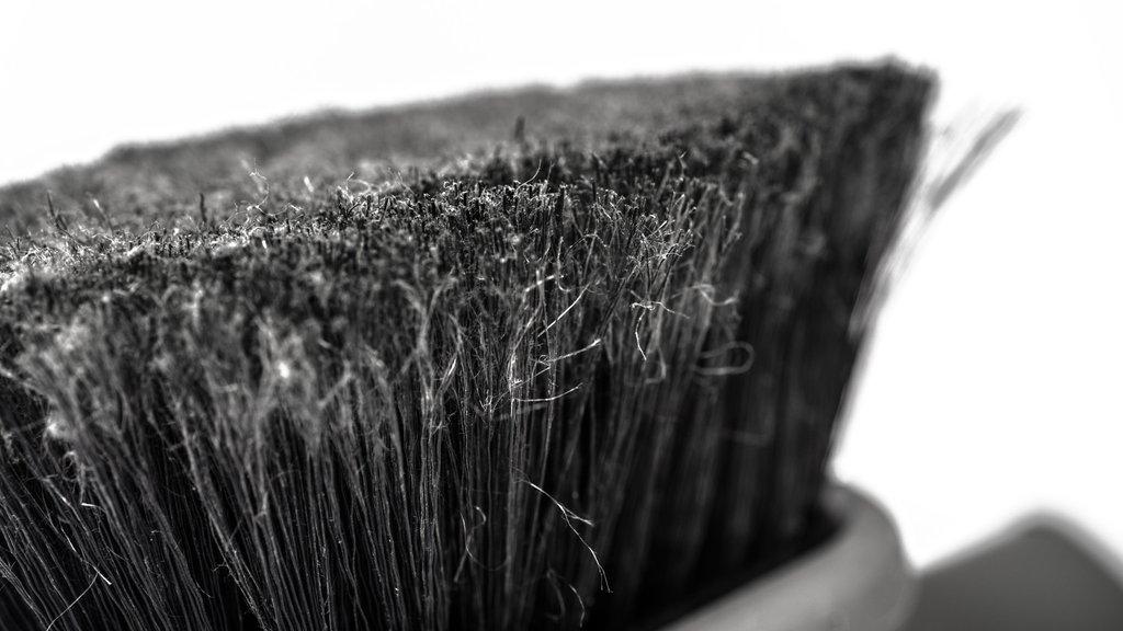 Kartáč na čištění motorky Muc Off Super soft washing brush