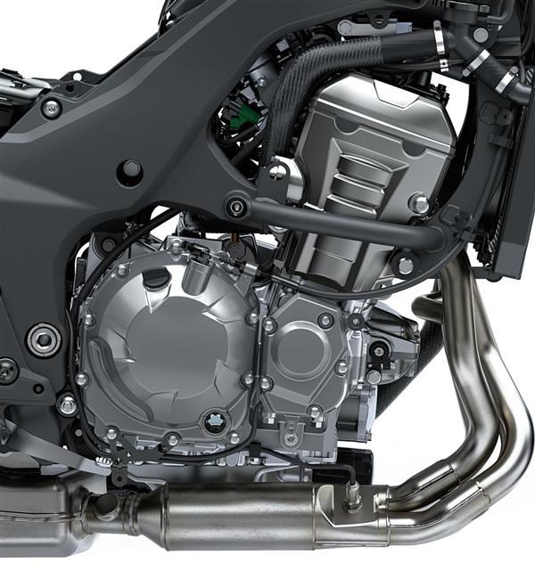 Kawasaki Versys 1000 motor