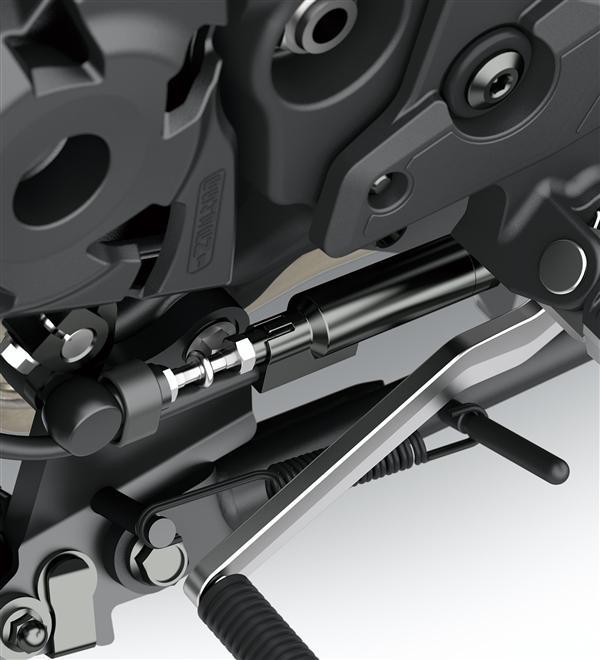 Kawasaki Versys 1000 KQS (Kawasaki Quick Shifter)