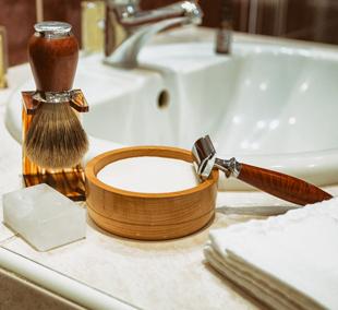 Tradycyjne golenie na mokro