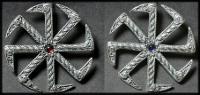 Slavic Kolovrat Symbol