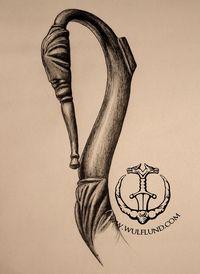 Boii Tribes Bronze Fibula Celtic Jewel
