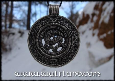 Viking Jewellery Jewelry Silver, Granulation, Jelling Style, Gullinbursti