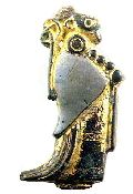 Valkyrie - silver pendant