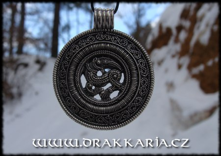 Slovanské Stříbrné Luxusní Šperky Repliky Staré