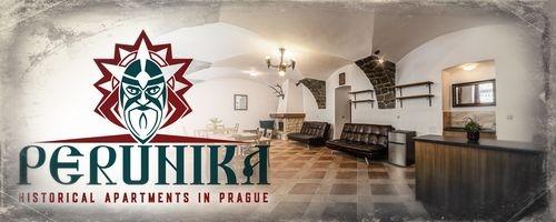Perunika Medieval Hotel in Prague