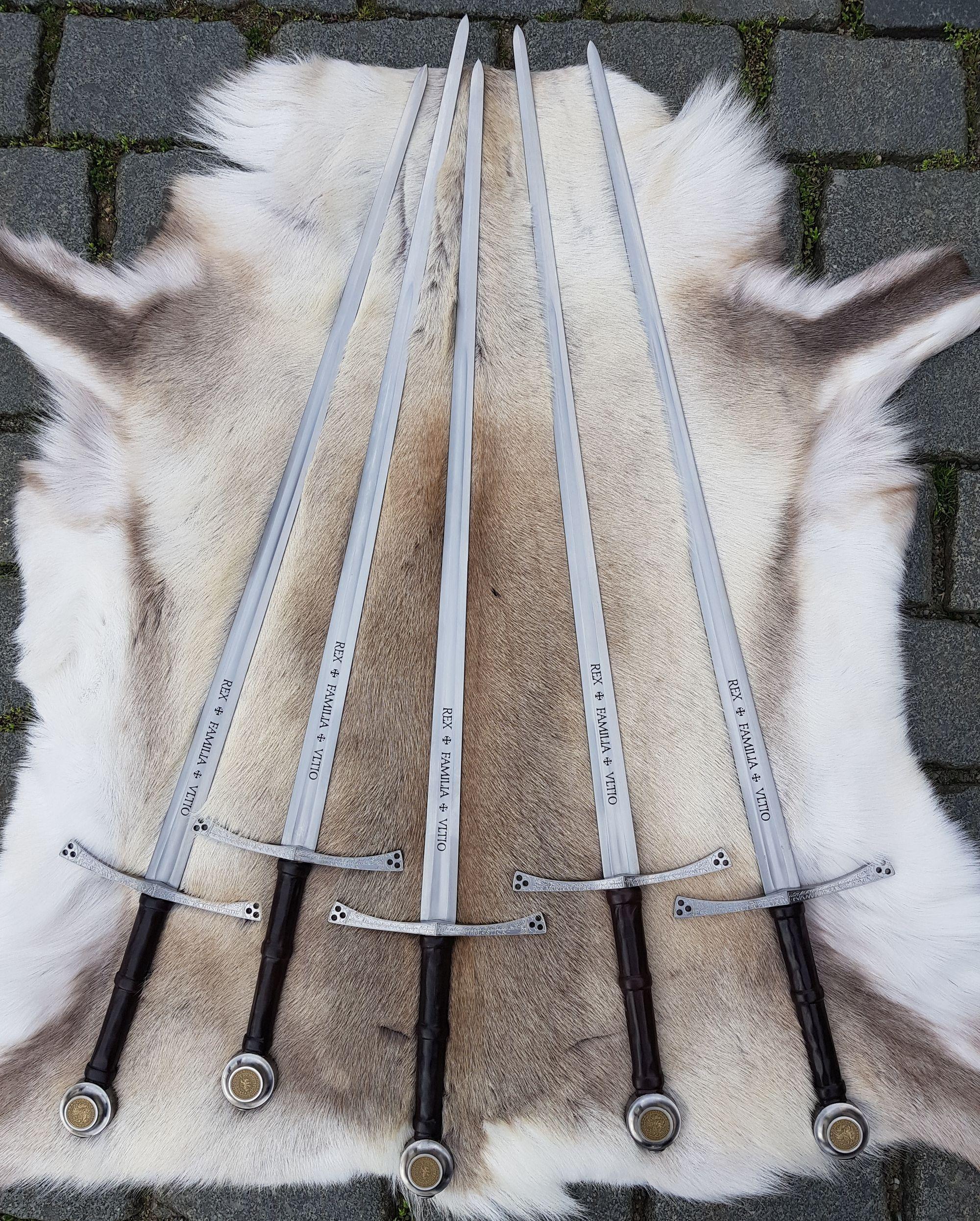 Swords for Kingdom Come