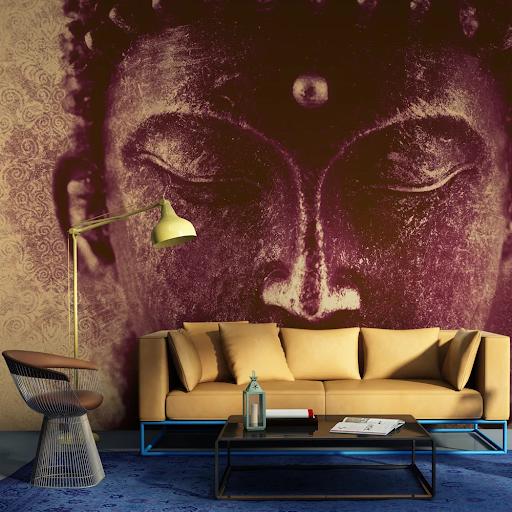 Fototapeta múdry Budha